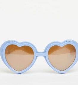 Love Specs Diffraction Sunglasses Baby Blue Flip