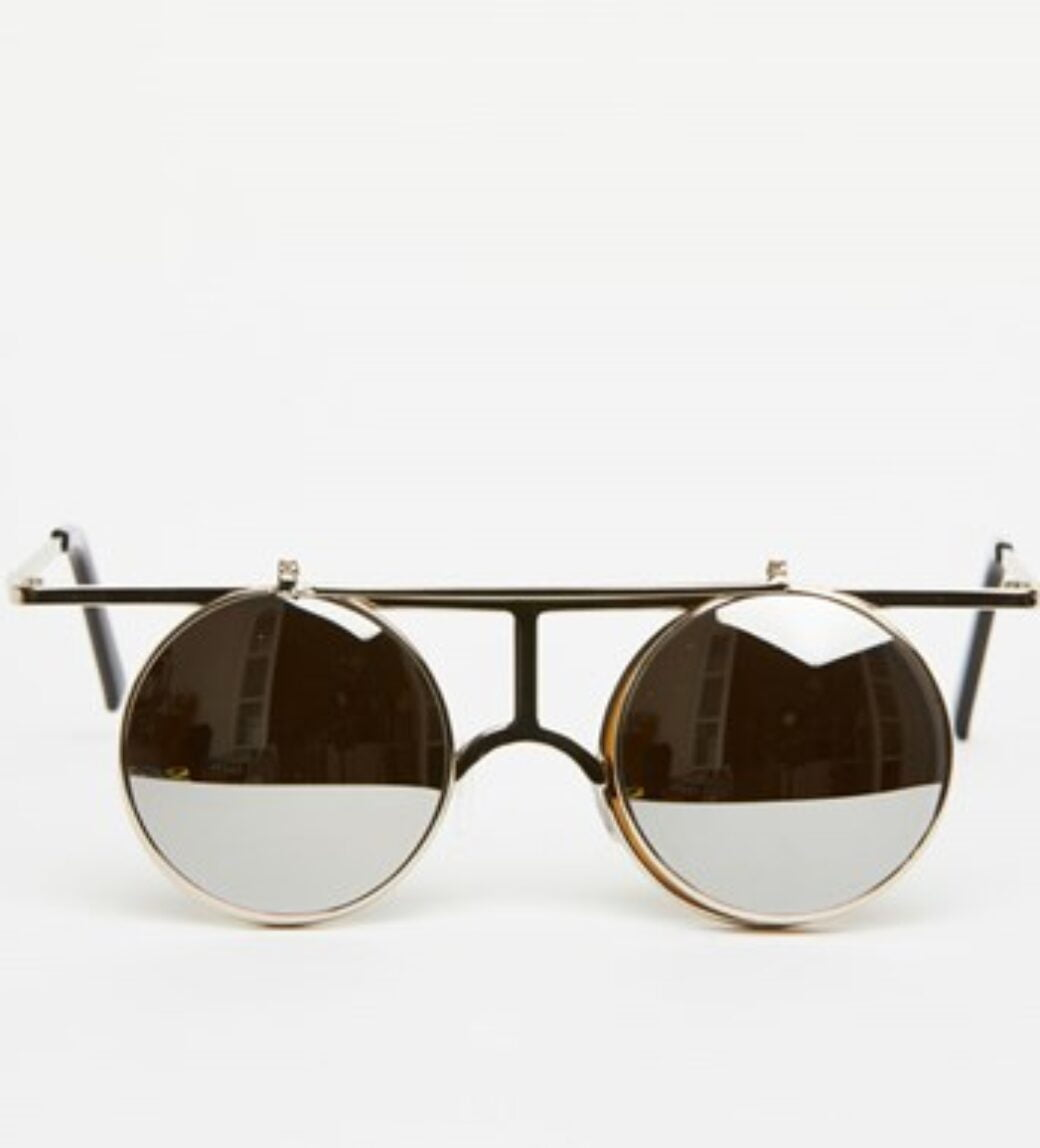Love Specs Diffraction Sunglasses Steam Punk