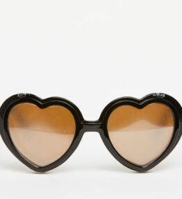 Love Specs Diffraction Sunglasses Black Flip